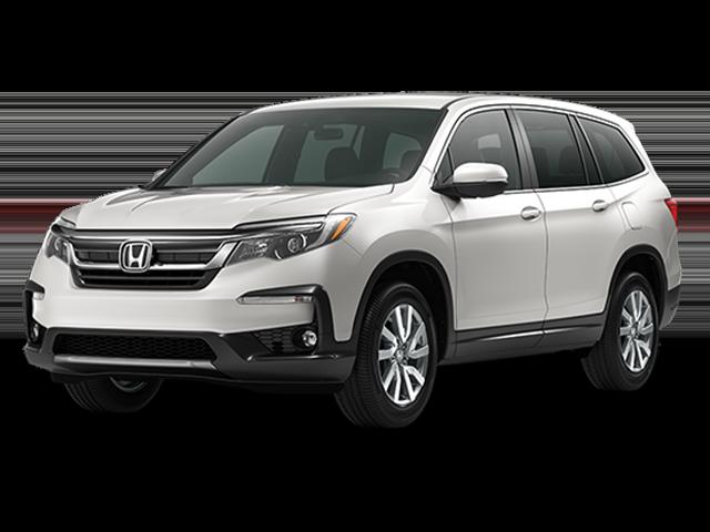 2021 Honda Pilot EX 2WD CVT
