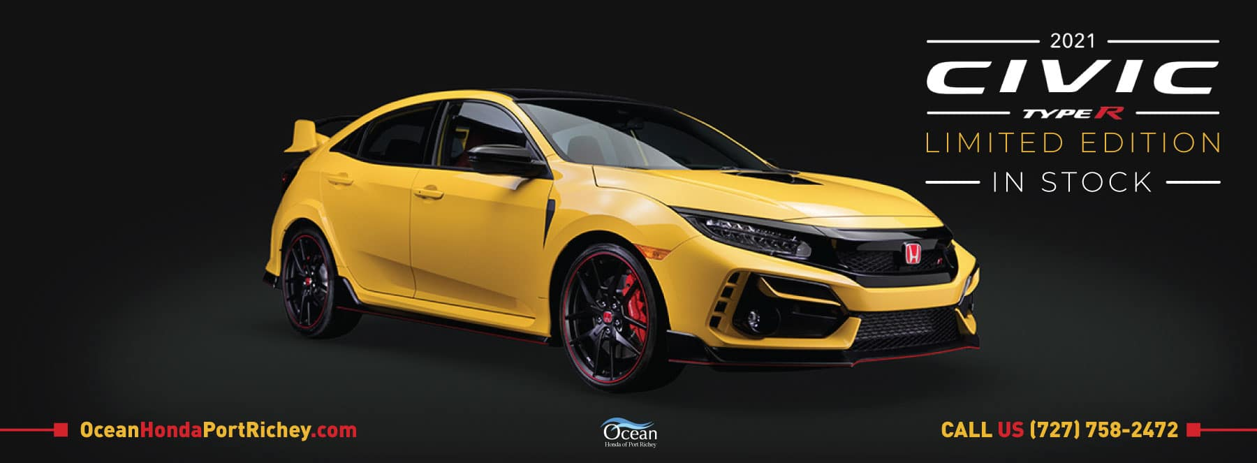 Honda Civic Type R Limited Edition In Stock