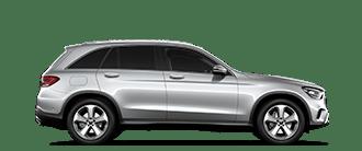 2020 GLC 300 4MATIC SUV - Starting at $48,800