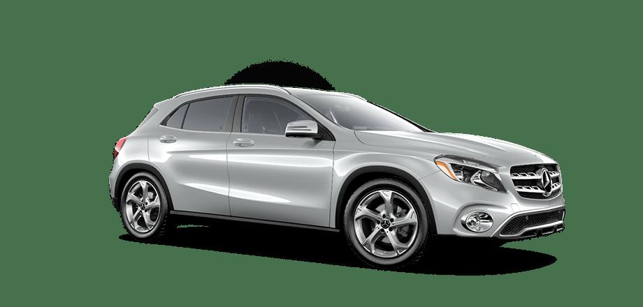 2020 GLA 250 4MATIC SUV - Starting at $39,500
