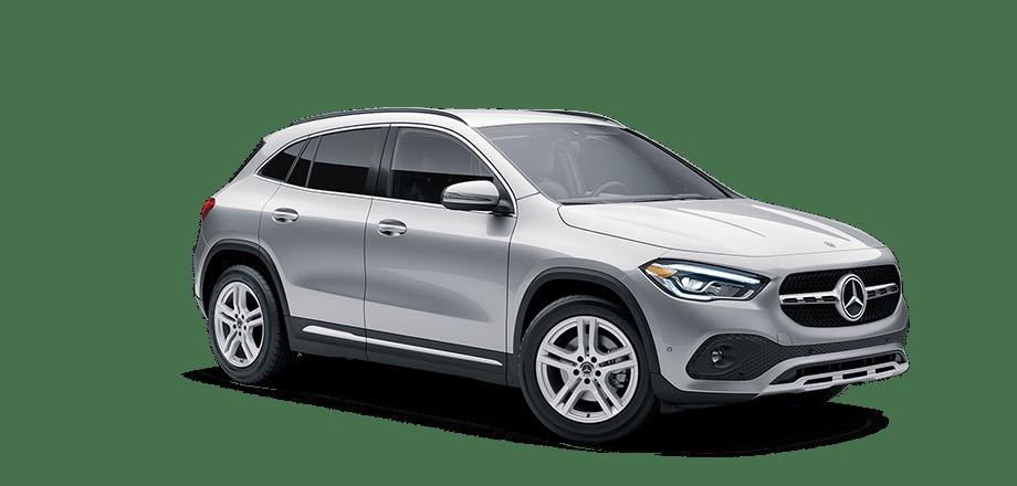2021 GLA 250 4MATIC SUV - Starting at $42,400