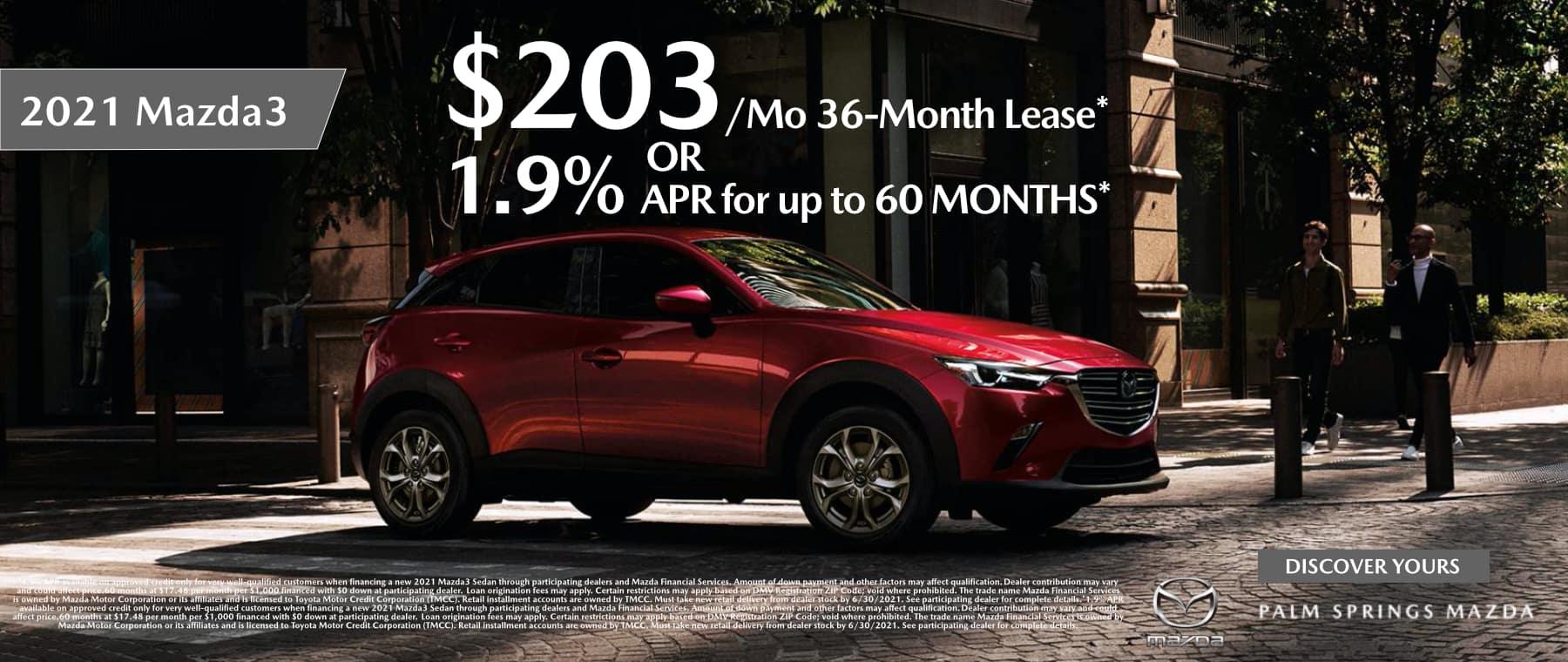 June_2021 Mazda3