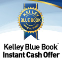 Kelley Blue Book Instant Cash Offer CTA Button