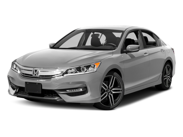New 2017 Honda Accord Sport Lease Special!