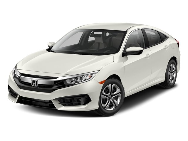 New 2017 Honda Civic LX Sedan Lease Special!