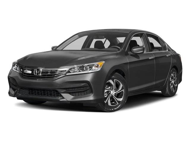 New 2017 Honda Accord LX Sedan Lease Special!