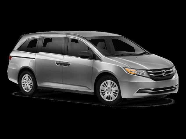 New 2017 Honda Odyssey LX Lease Special!