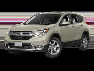 New 2017 Honda CR-V EX AWD