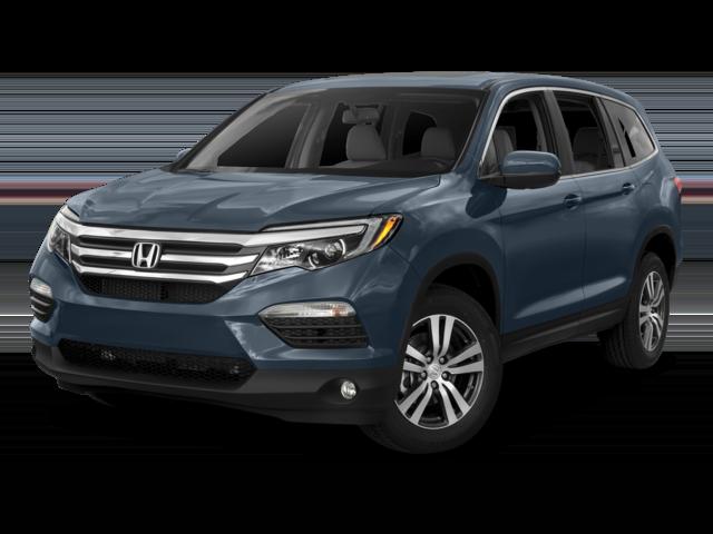 2017 Honda Pilot EX-L AWD