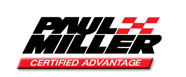 Paul Miller Certified Advantage logo