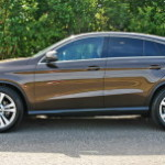 2016 Mercedes-Benz GLE 350d Coupe