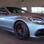 2016 Mercedes-Benz C63 AMG S-Model