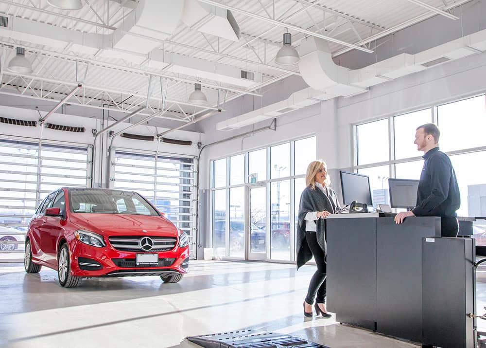 Why buy from performance mercedes benz vans performance for Performance mercedes benz st catharines