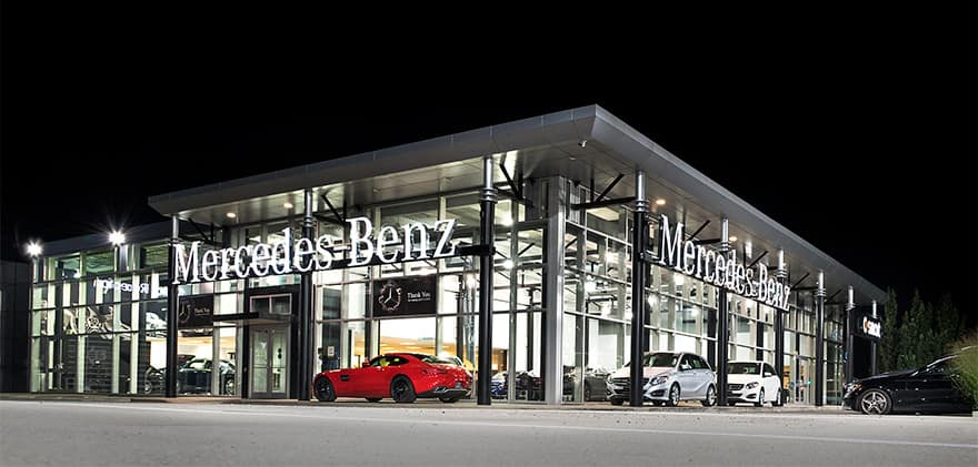 Performance Mercedes-Benz Dealership