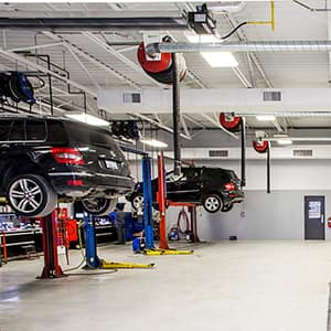 Performance Mercedes-Benz Service Centre