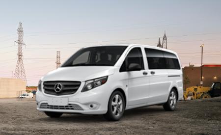 2021 Metris Passenger Vans