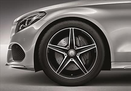 AMG C 43 Sport Winter Tire Package