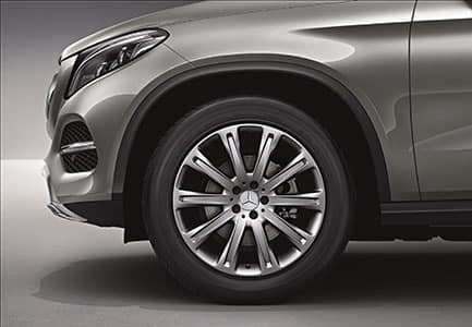 AMG GLE 43 Coupe Winter Tire Package