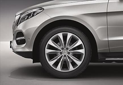 AMG GLE 43 Winter Tire Package
