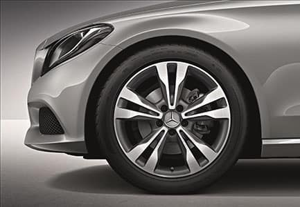 C300 Sport Winter Tire Package