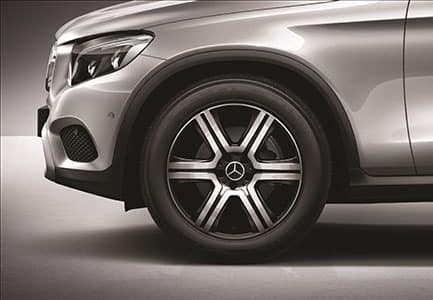 GLC 300/350E Winter Tire Package