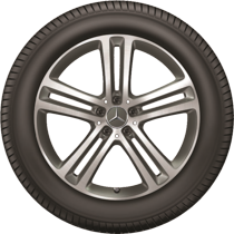 GLE 350 & 450 Winter Tire Package