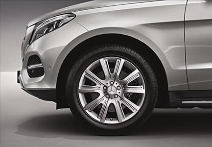 GLE 350d/400/550 & 550e Winter Tire Package