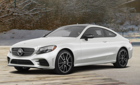 2020 C 300 4Matic Coupe