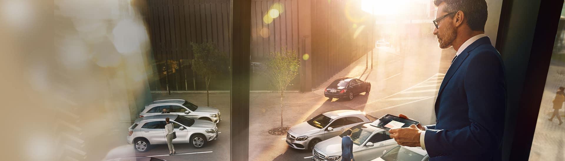 Performance Mercedes-Benz Dealership