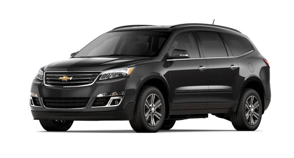 Chevrolet Traverse Info, Pics, Specs, and Colors | Peters ...