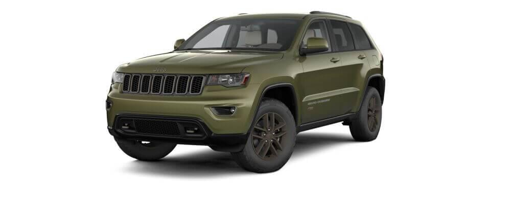 Recon Green Clear Coat Exterior Paint2017 Jeep Grand Cherokee Info   Peters Chevrolet Chrysler Jeep  . Exterior Clear Coat. Home Design Ideas