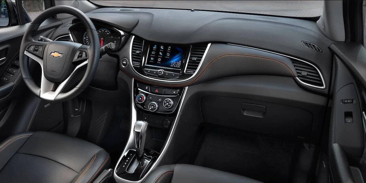 2017 Chevrolet Trax Interior Dashboard