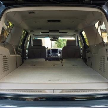 2017 Chevrolet Suburban Cargo