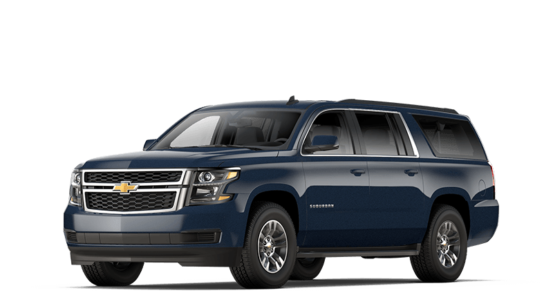 explore the strong and sophisticated chevy suburban