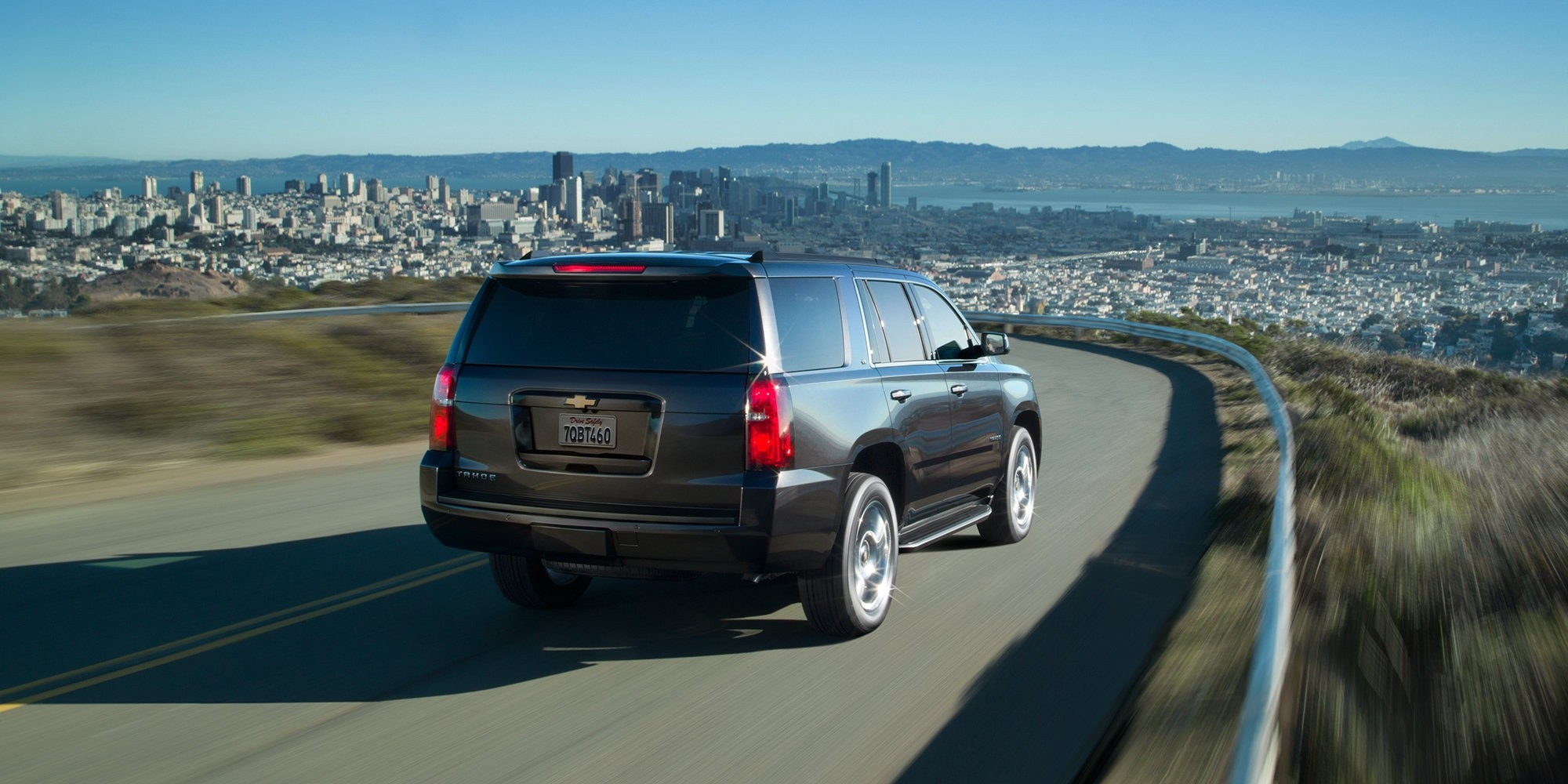 Tackle Any Terrain with the Chevy Tahoe