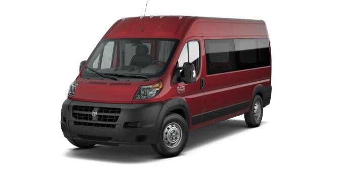 RAM Promaster Window Van
