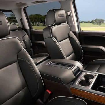 2018 Chevy Silverado 1500 Interior Gallery 6