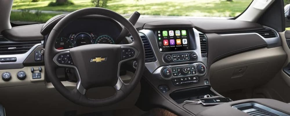 Chevy Tahoe Technology
