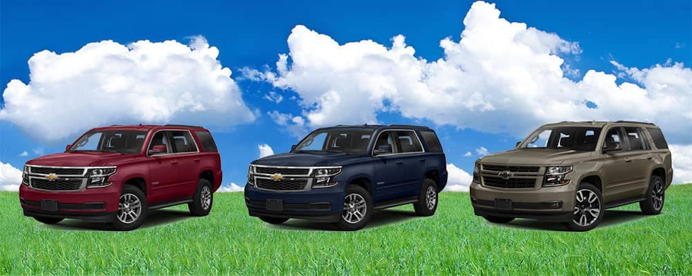 Chevrolet Tahoe Trim Levels