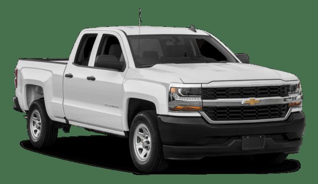 2018 Chevrolet Silverado 1500 2WD Double Cab