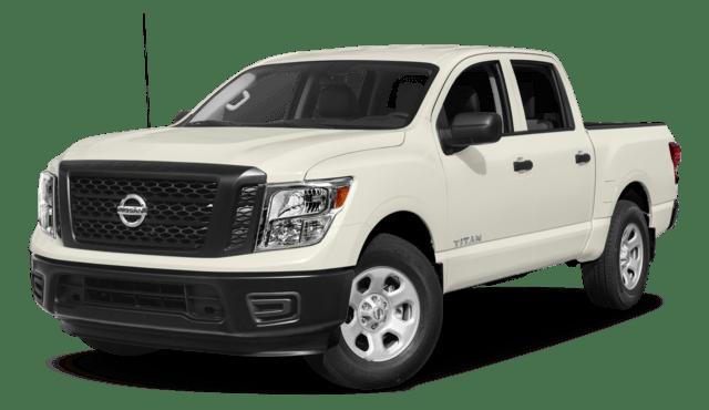 2018 Nissan Titan 4x2 Crew Cab S