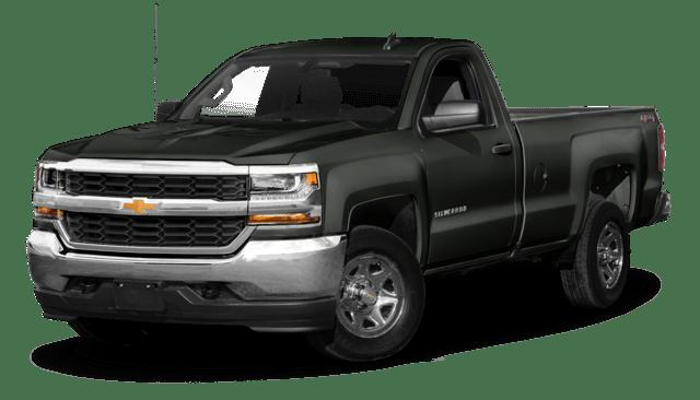 2018 Chevrolet Silverado LS