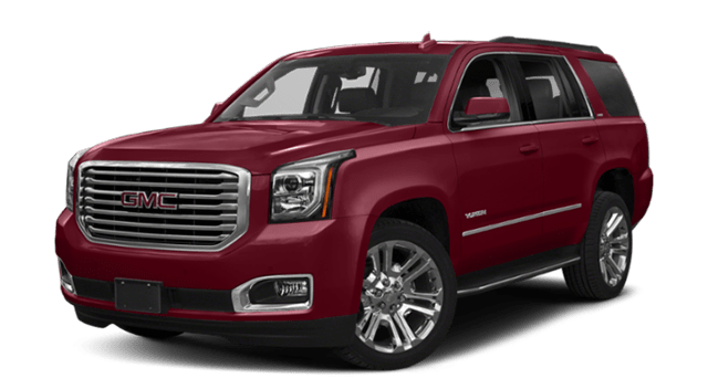 2019 GMC Yukon Red