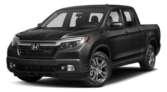 2019 Honda Ridgeline Black