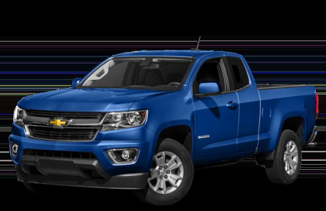 2019-Chevrolet-Colorado-Angled