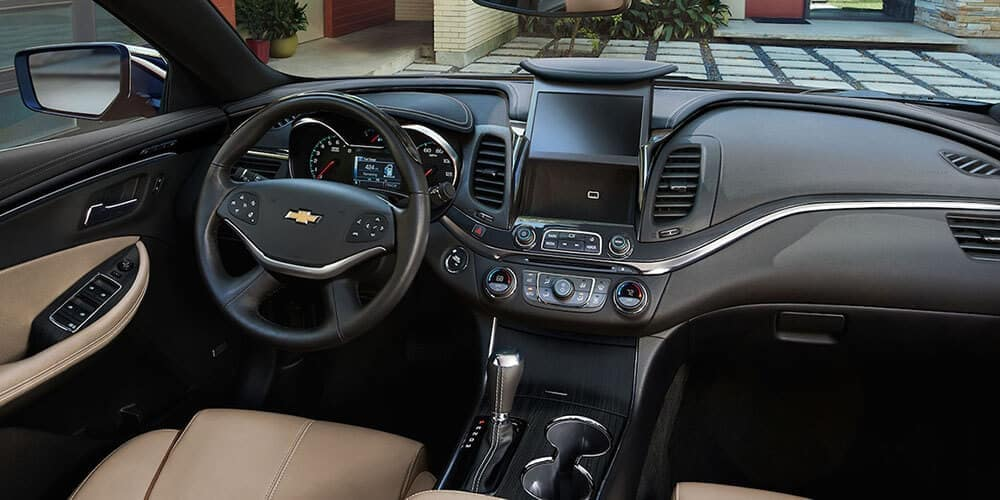 2019 Chevrolet Impala | Price, Options, Colors, Info ...