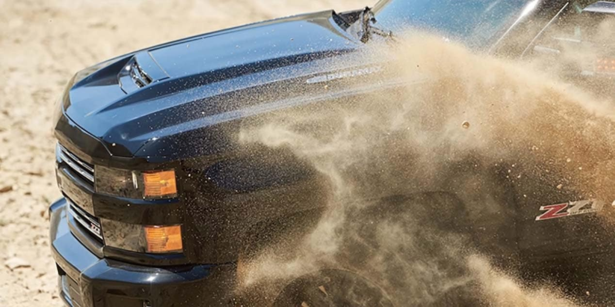 2019 Chevy Silverado 1500 HD Dusty