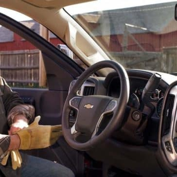 2019 Chevy Silverado 1500 HD Driver