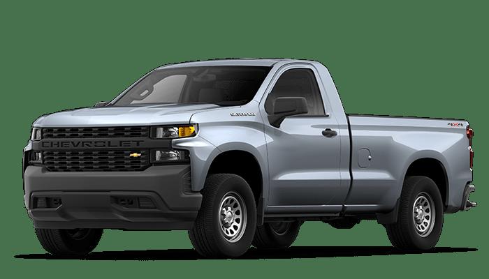 2019 Chevrolet Silverdo 1500