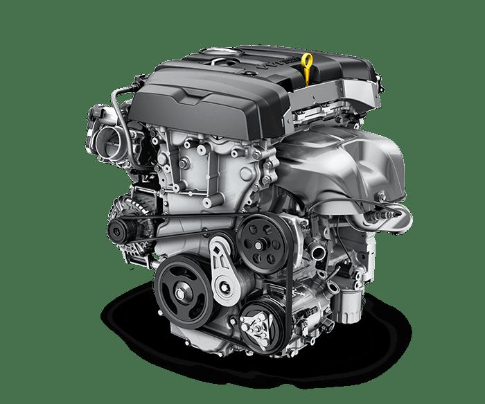 2.5L VVT 4-Cyliner Engine